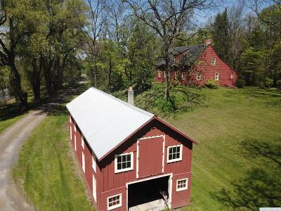 Columbia County Single Family Home For Sale: 140 Cty Rte 14