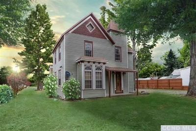 Castleton NY Single Family Home For Sale: $214,900