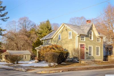 Rhinebeck Single Family Home Accpt Offer Ok 2 Sho: 133 E Market Street
