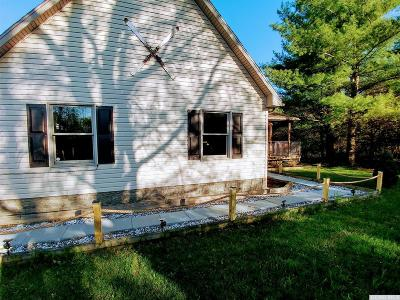 Coxsackie NY Single Family Home For Sale: $236,500