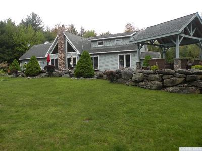 Windham NY Single Family Home For Sale: $495,000