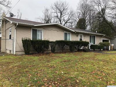 Catskill NY Single Family Home For Sale: $168,000