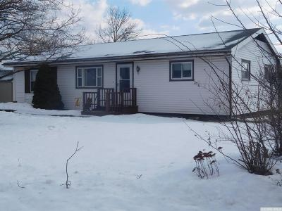 West Coxsackie NY Single Family Home For Sale: $137,900