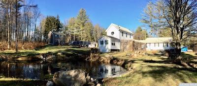 East Chatham NY Single Family Home For Sale: $340,000
