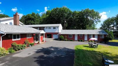 Catskill Multi Family Home For Sale: 4555 Route 32