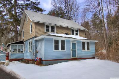 Woodstock Single Family Home For Sale: 3241 Route 212