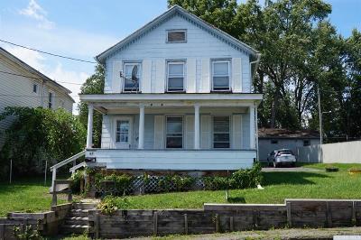 Catskill NY Single Family Home For Sale: $134,900