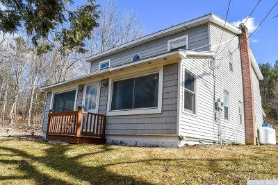 Canaan Single Family Home Accepted Offer: 2263 State Route 295