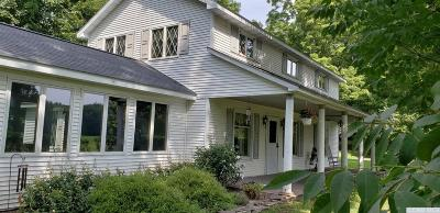 Round Top NY Single Family Home For Sale: $269,000