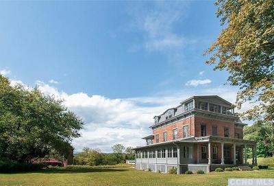 Catskill NY Single Family Home For Sale: $1,950,000