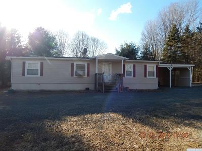 Greene County Single Family Home For Sale: 485 Big Woods Rd