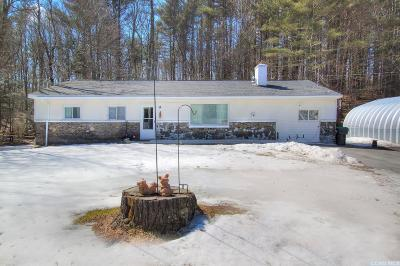 Purling NY Single Family Home For Sale: $195,000