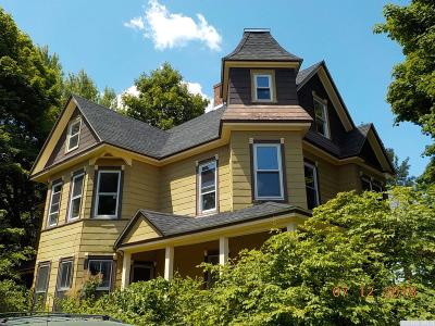 Chatham Single Family Home For Sale: 20 Woodbridge Avenue