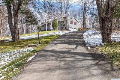 Chatham Single Family Home Accepted Offer: 201 Pond Hill Road