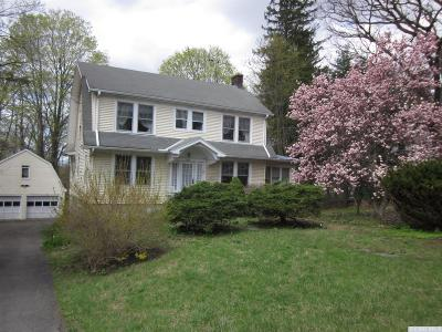 Columbia County Single Family Home For Sale: 57 Route 9h