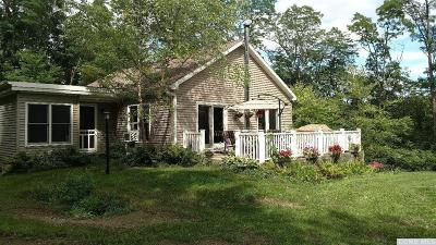 Durham Single Family Home Accepted Offer: 4003 Route 20