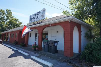 Greene County Commercial For Sale: 1121 State Route 23