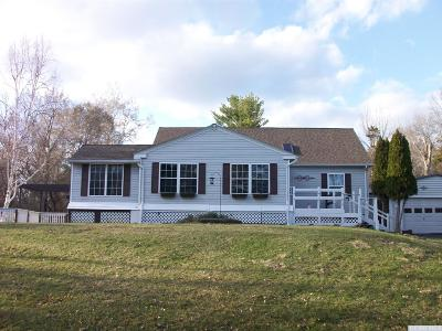 Columbia County Single Family Home For Sale: 124 Round Top Road