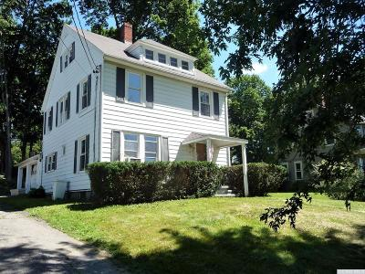 Dutchess County Single Family Home For Sale: 12 Simmons Street