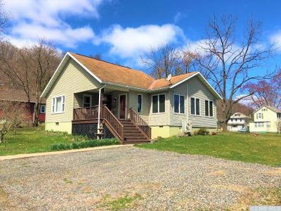 Catskill NY Single Family Home For Sale: $169,000