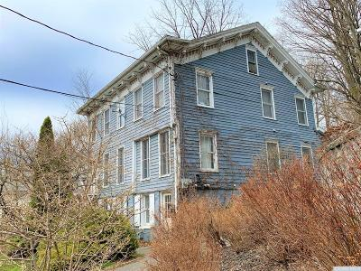 Greene County Multi Family Home Accepted Offer: 78 Broad Street