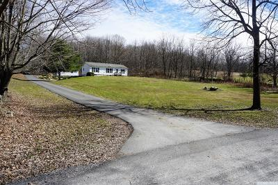 Rensselaerville NY Single Family Home For Sale: $219,000