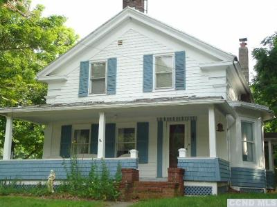Rensselaerville NY Single Family Home For Sale: $129,900