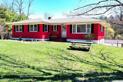 Catskill Single Family Home Accepted Offer: 2758 Old Kings Road