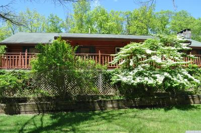 Woodstock NY Single Family Home For Sale: $489,000