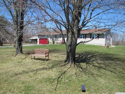 Westerlo NY Single Family Home For Sale: $225,000