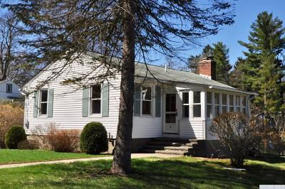 Rhinebeck Single Family Home For Sale: 19 Fifth Ave