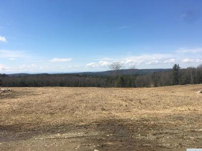 Rensselaer County Residential Lots & Land For Sale: Saddle Back Ridge Road