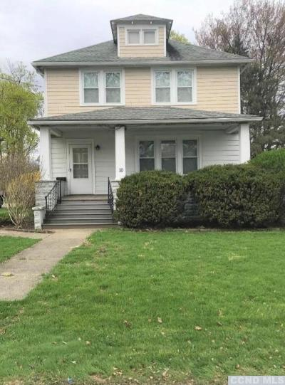 Catskill Single Family Home For Sale: 10 Landon Avenue