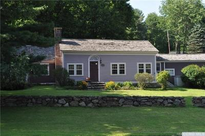 Lakeville CT Single Family Home For Sale: $349,500