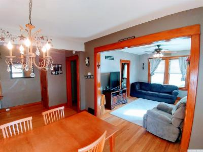 Hudson Single Family Home For Sale: 531 Washington Street