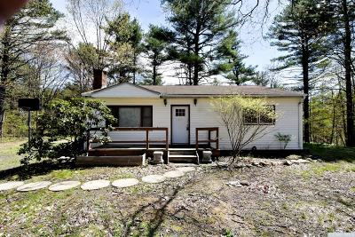 Catskill Single Family Home Accpt Offer Ok 2 Sho: 50 Hideaway Road