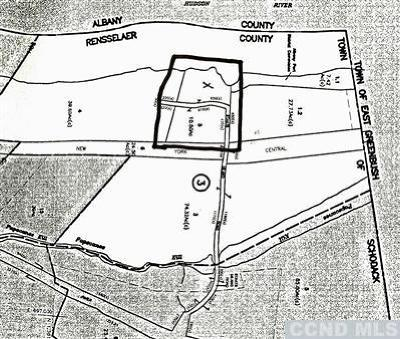 Rensselaer County Residential Lots & Land For Sale: 130 Staats Island Road