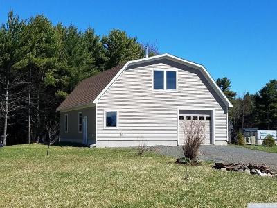 Gilboa NY Single Family Home For Sale: $169,000