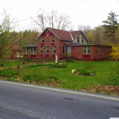 West Coxsackie NY Single Family Home For Sale: $196,400