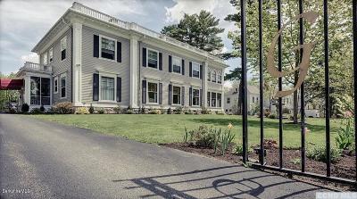 Lenox MA Single Family Home For Sale: $2,995,000