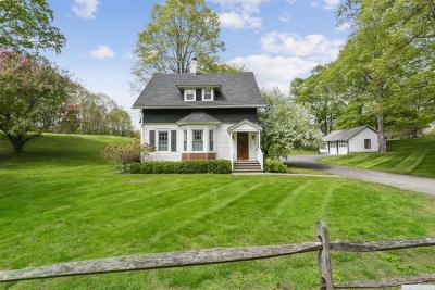 Dutchess County Single Family Home Accepted Offer: 4346 Route 82