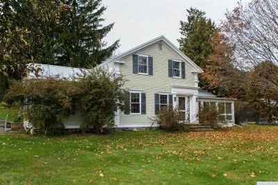 Columbia County Single Family Home Accepted Offer: 2575 County Route 9