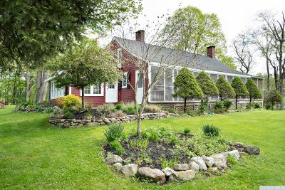 Dutchess County Single Family Home For Sale: 163 Stissing Road