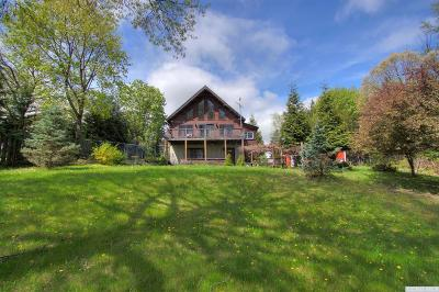 Coxsackie NY Single Family Home For Sale: $256,000
