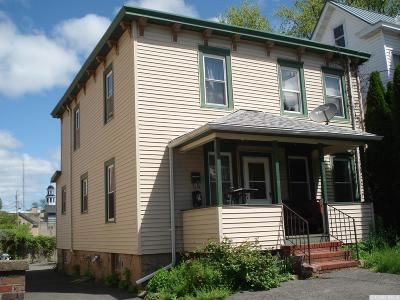 Catskill Multi Family Home Accepted Offer: 17 Livingston Street