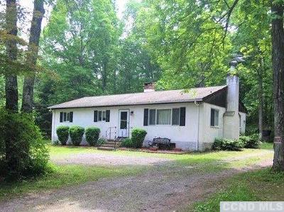 Greene County Single Family Home For Sale: 83 Floyd Hawver