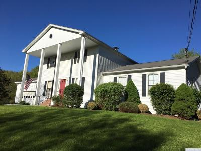 Columbia County Single Family Home For Sale: 188 Tice Hill Road