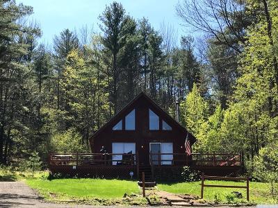 Gilboa NY Single Family Home For Sale: $215,000