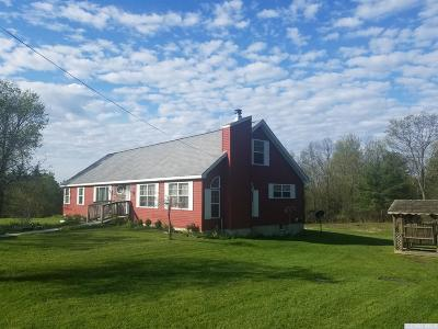 Westerlo NY Single Family Home For Sale: $262,000