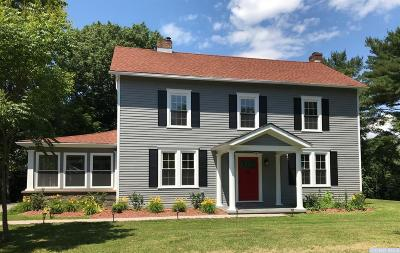 Rhinebeck Single Family Home For Sale: 5861 Route 9